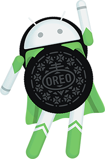 Android Oreo 로고