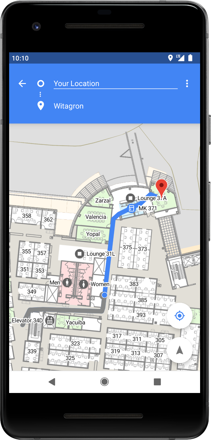 New RTT APIs support indoor positioning in your apps.