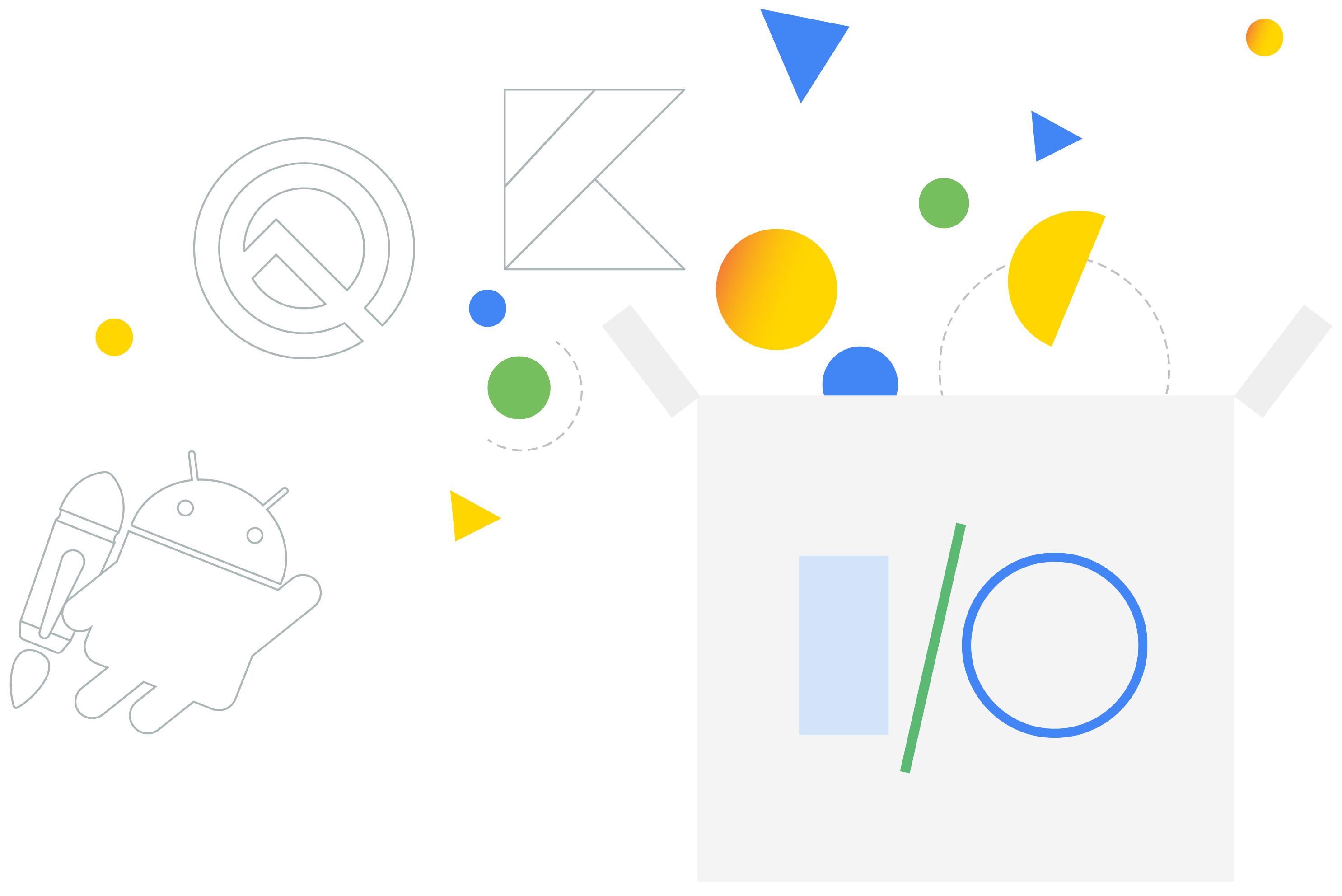 2019 年 Google I/O 大会