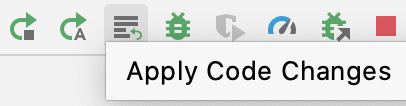 '변경사항 적용' 버튼을 클릭하는 사용자