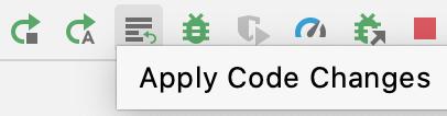 """用户点击""""Apply Changes""""按钮"""