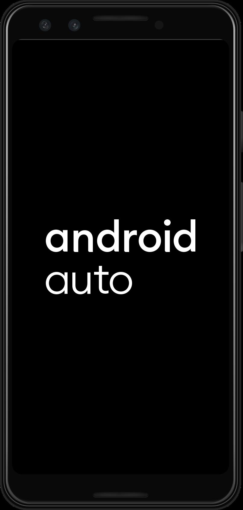 Android Auto 已在移动设备上启动