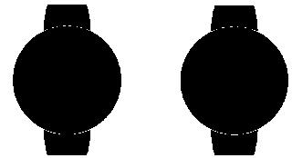 Menggunakan values-round/dimens.xml